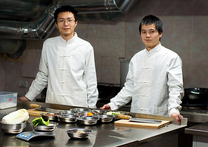 Наши повара - гуру Китайского кулинарного искуства